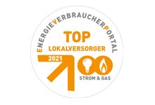 Top-Lokalversorger Strom + Gas